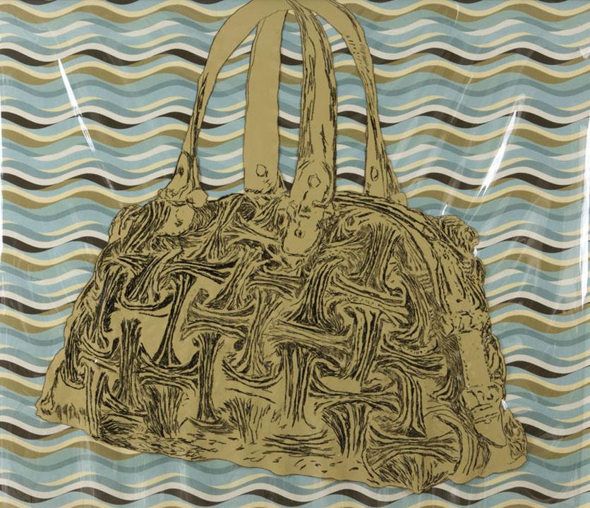 Robin Gaynes-Bachman, Armani Bag