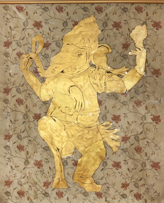 Robin Gaynes-Bachman, Copper Ganesh