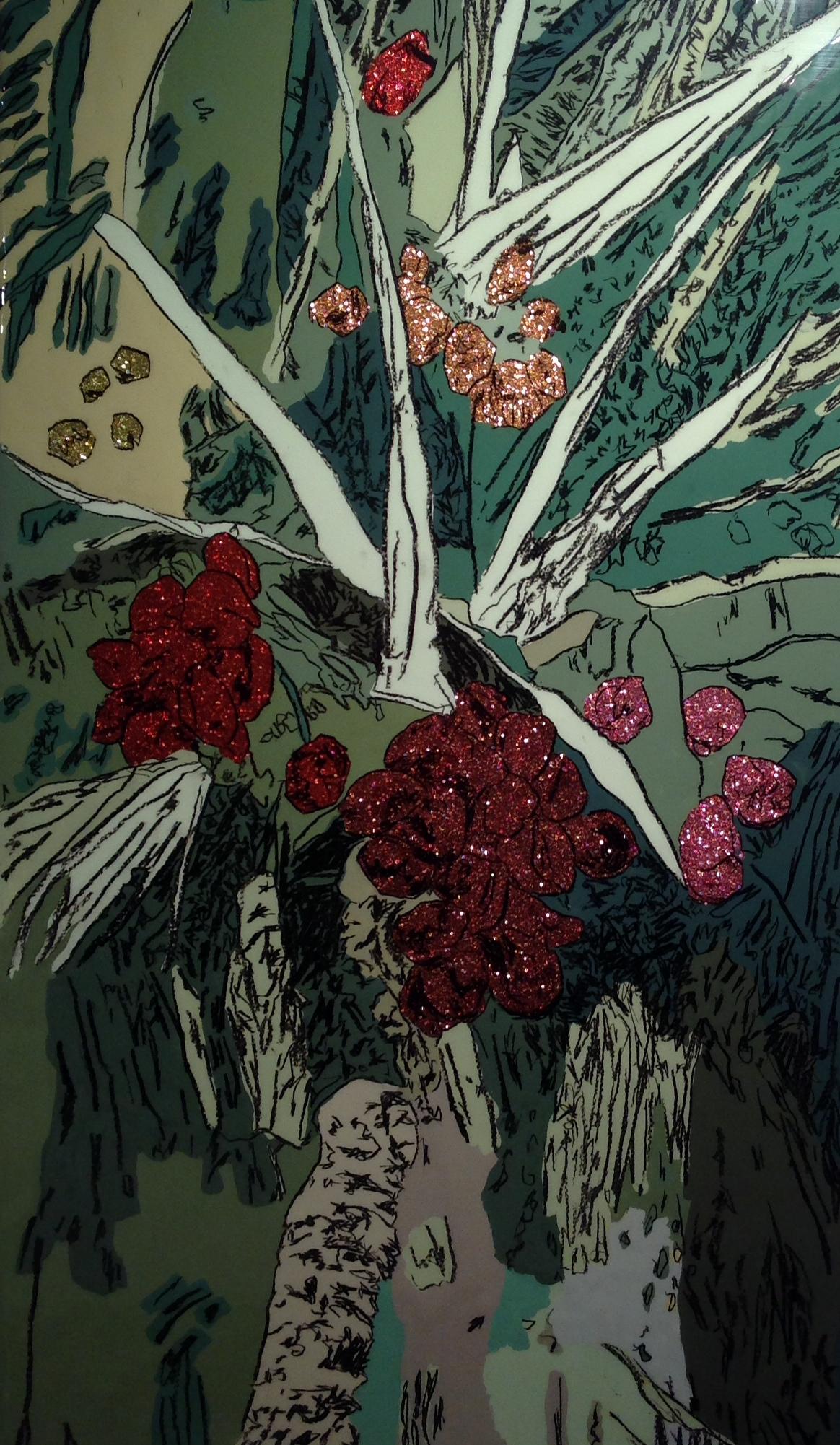 Robin Gaynes-Bachman, Coconut Tree