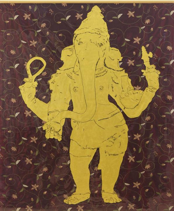 Robin Gaynes-Bachman, Gold Ganesh
