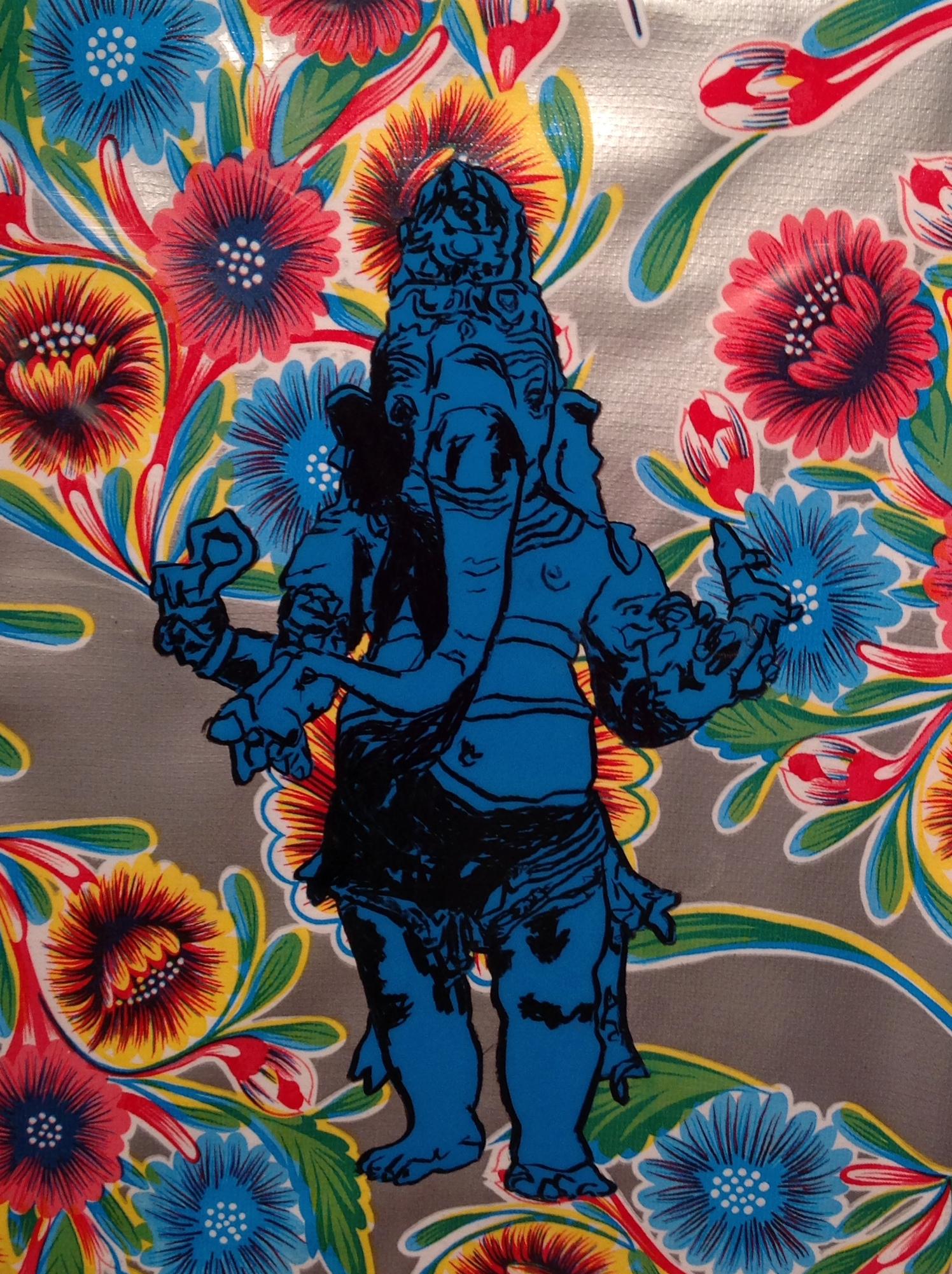 Robin Gaynes-Bachman, Ganesh