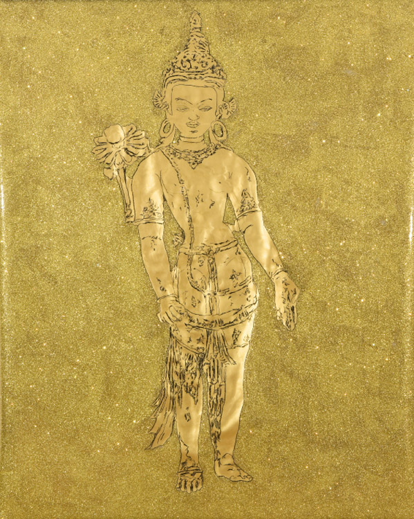 Robin Gaynes-Bachman, Padmani Avalokiteshvara