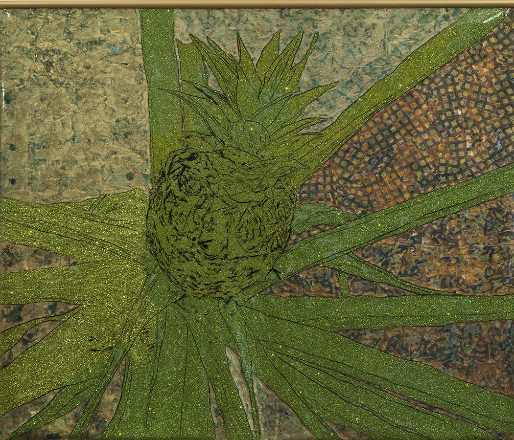 Robin Gaynes-Bachman, Pineapple Plant