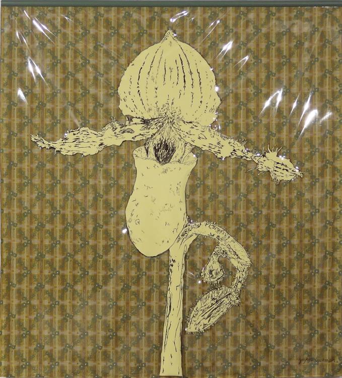 Robin Gaynes-Bachman, Yellow Orchid