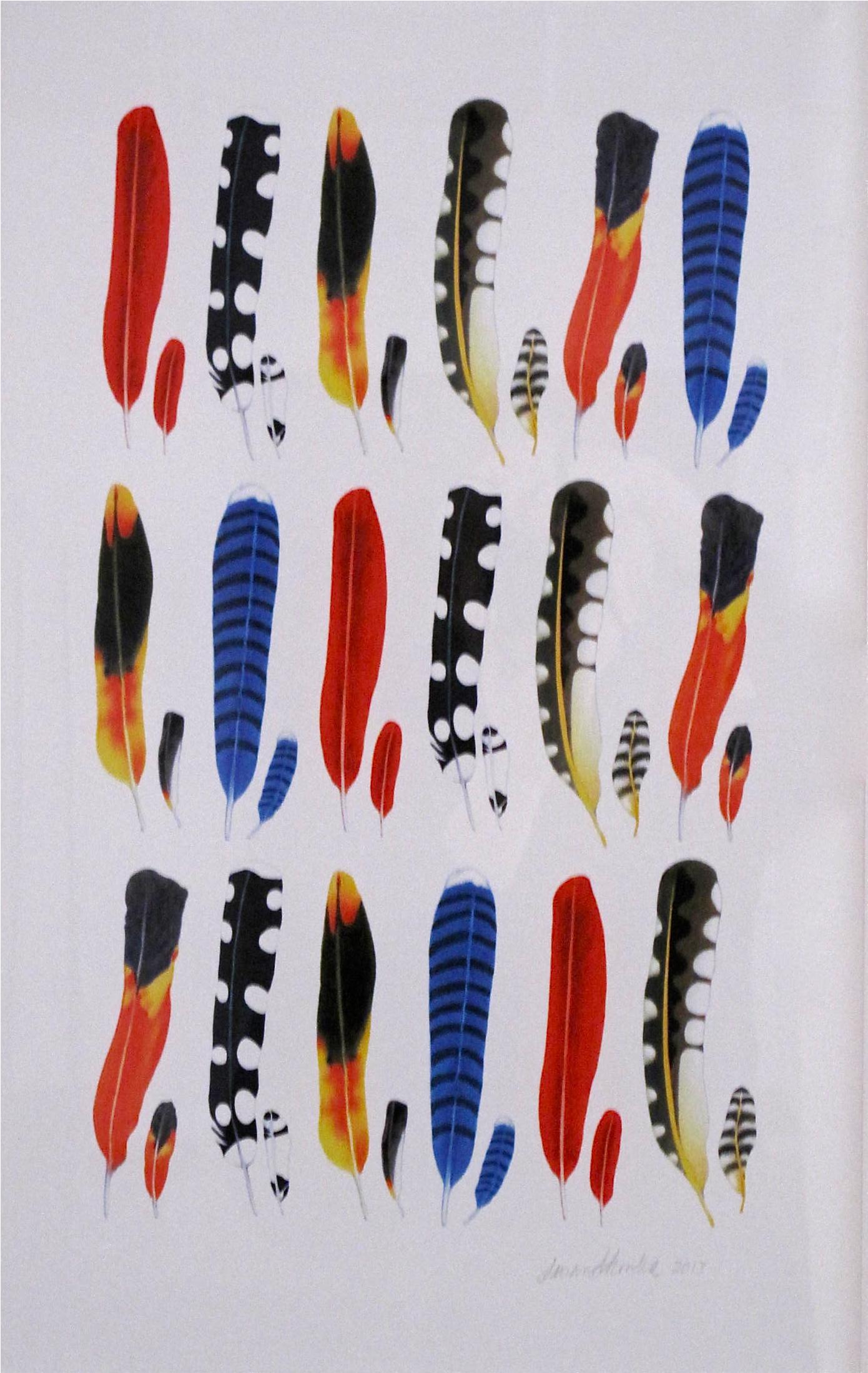 Susan Skoorka, Birds of a Feather
