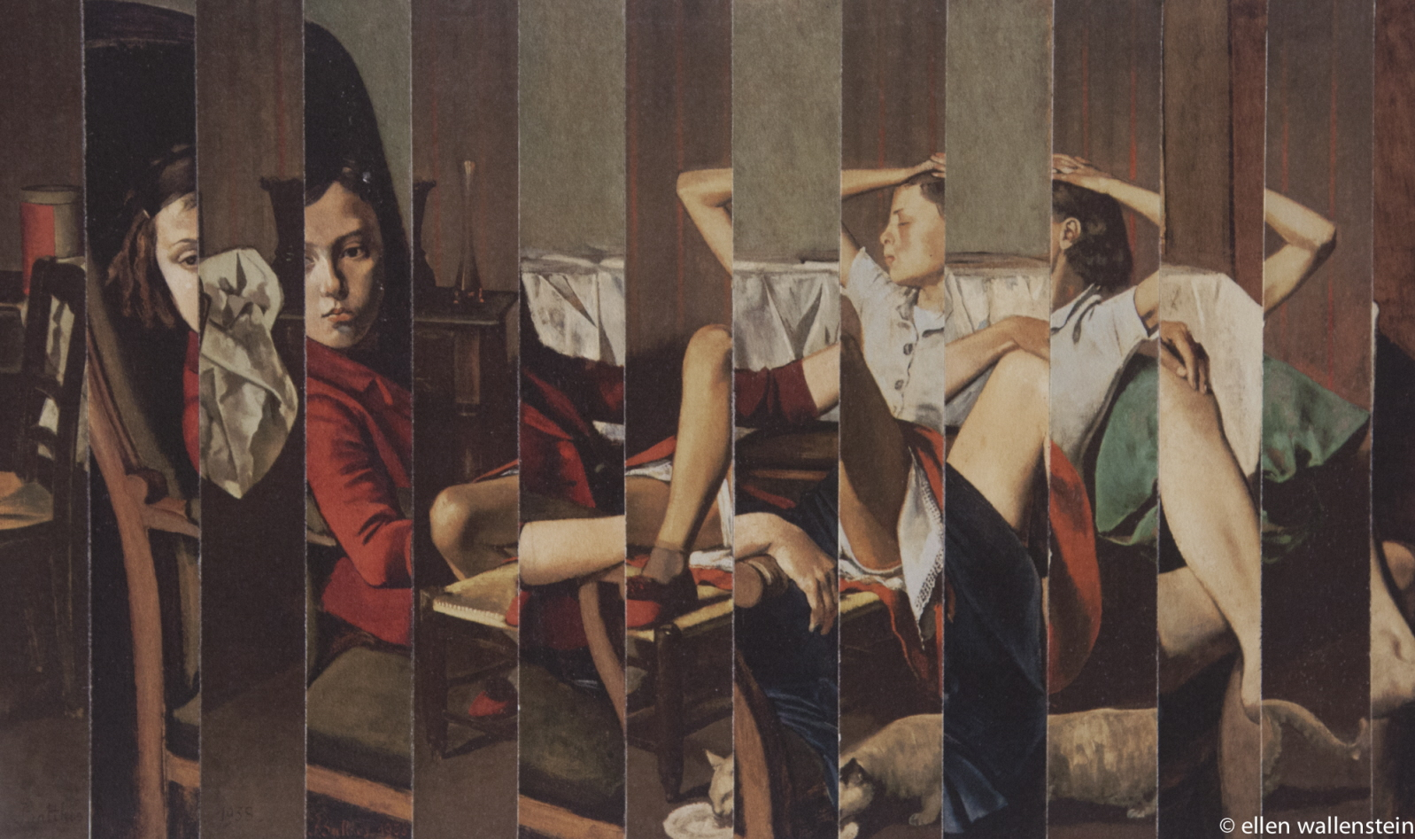 Balthus: Therese / Dreaming