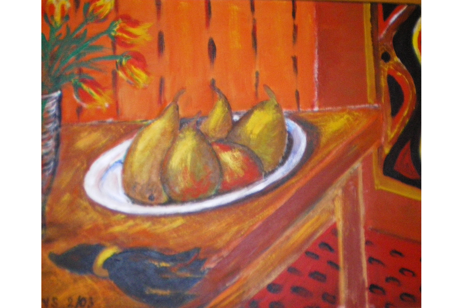 2 Still Life with Pears.jpg