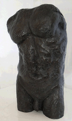 Betti Franceschi, Male Torso