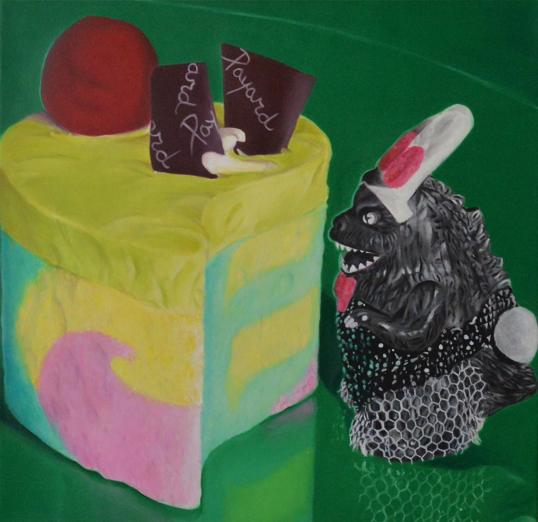 Barbara Isaacs, Untitled PBG