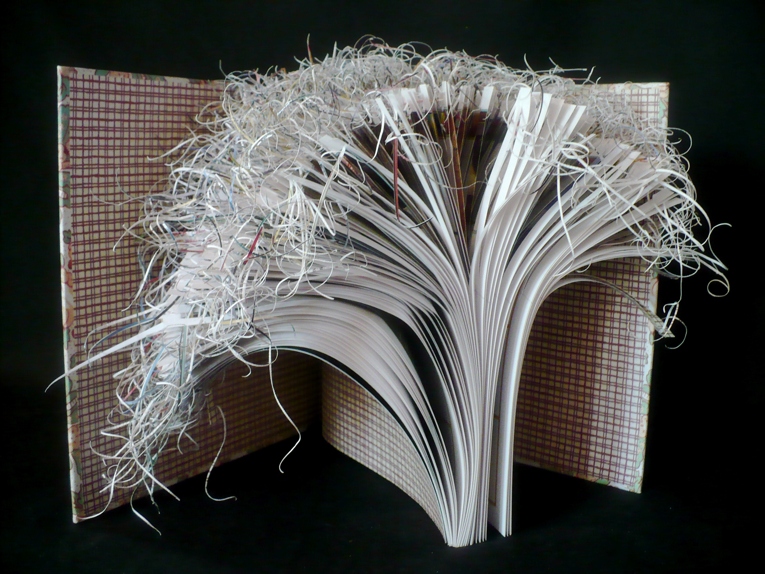 "books21GreenSpine, 7"" x 11"" x 7.5"", 2007-2015"