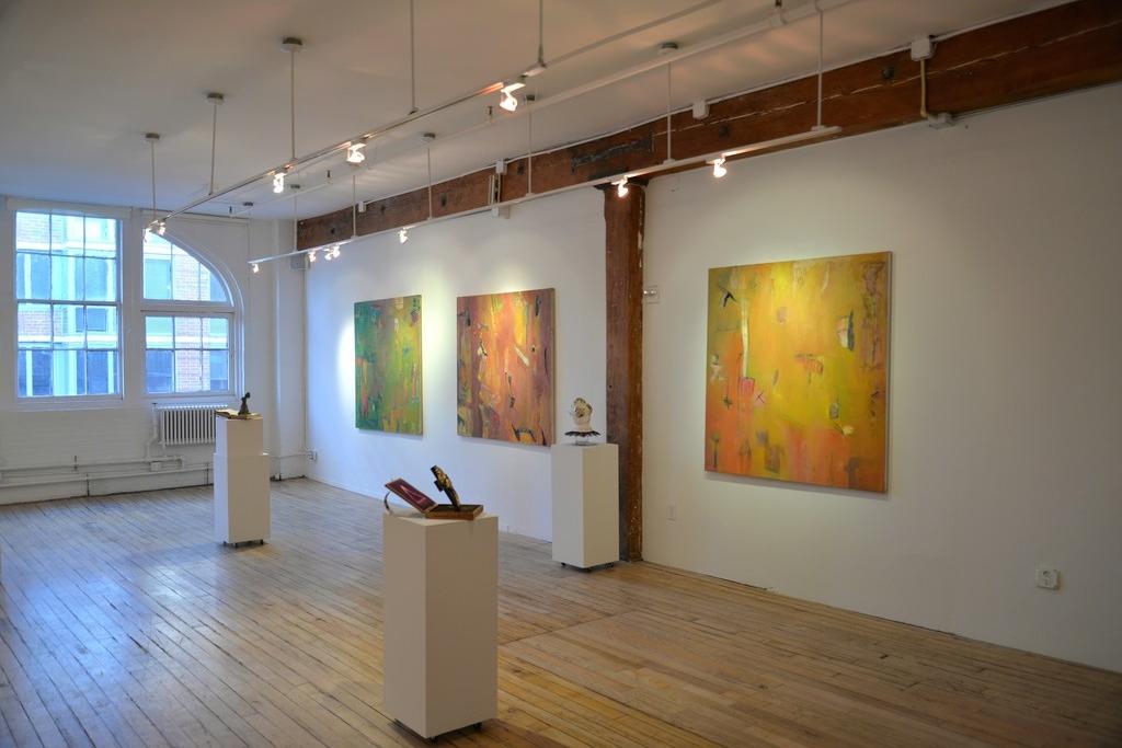 March 3 - 24, 2016 - Beverly Brodsky & Elisabeth Jacobsen: UnboundMyrna Burks: Recent MonotypesOn The Wall: Carol Massa