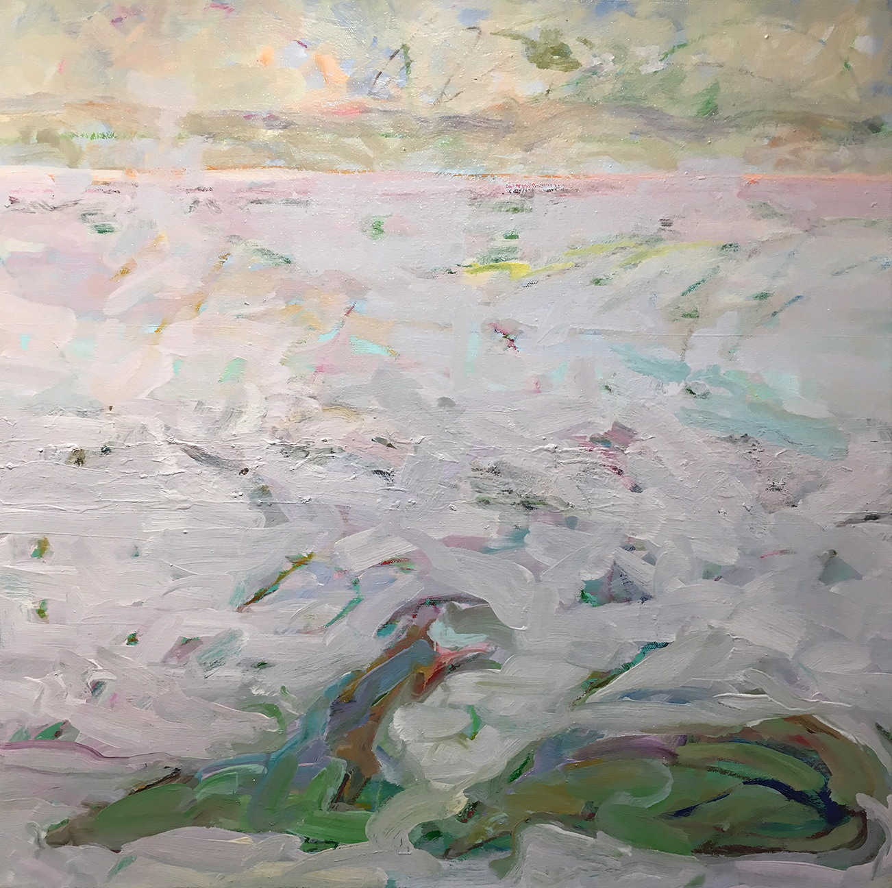 Mountain Lake 27, Oilcanvas, 24x24MelSmothers2015, low res.jpg