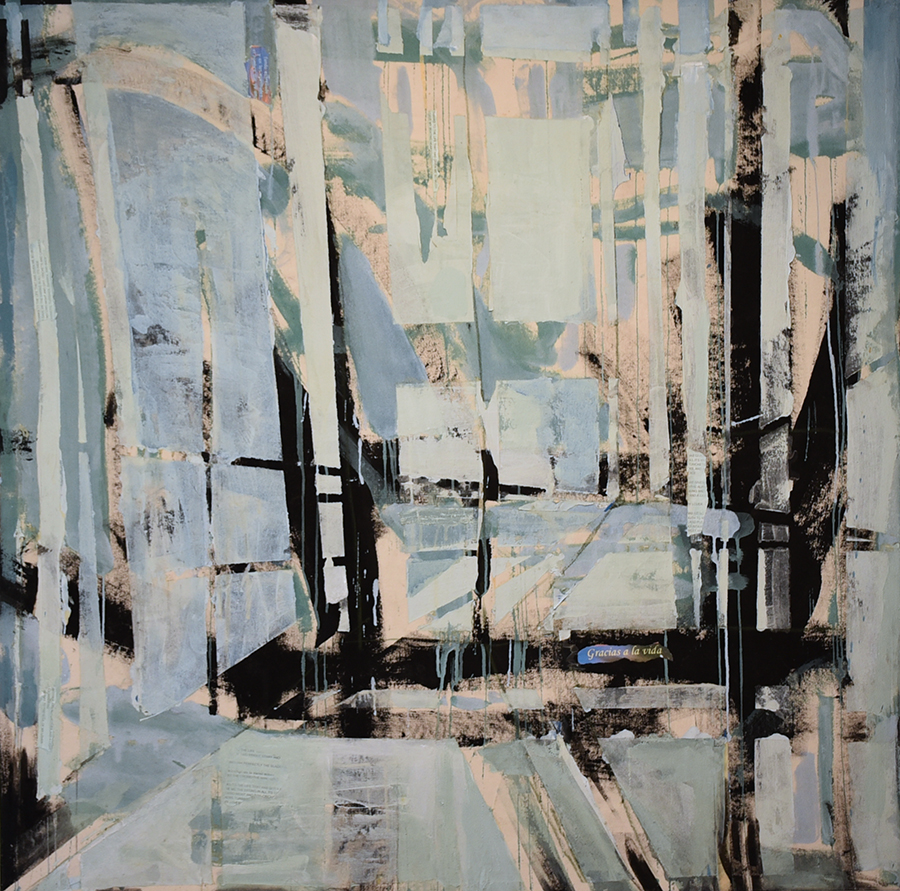 Basia Goldsmith Gracias  2018 Acrylic on Canvas 44 x 44 inches $1,800 low res.jpg
