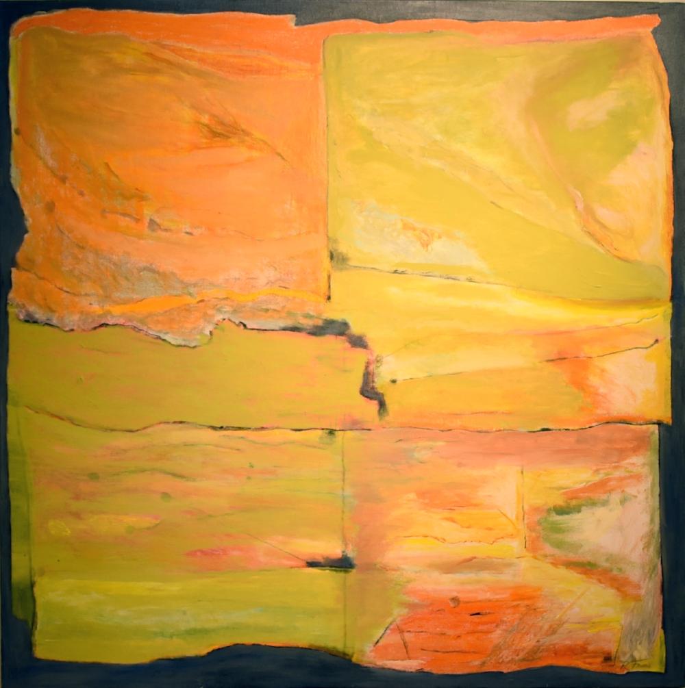 Reidunn Fraas, sunfilledlandscape,acryliconcanvas,36-x36-.jpg