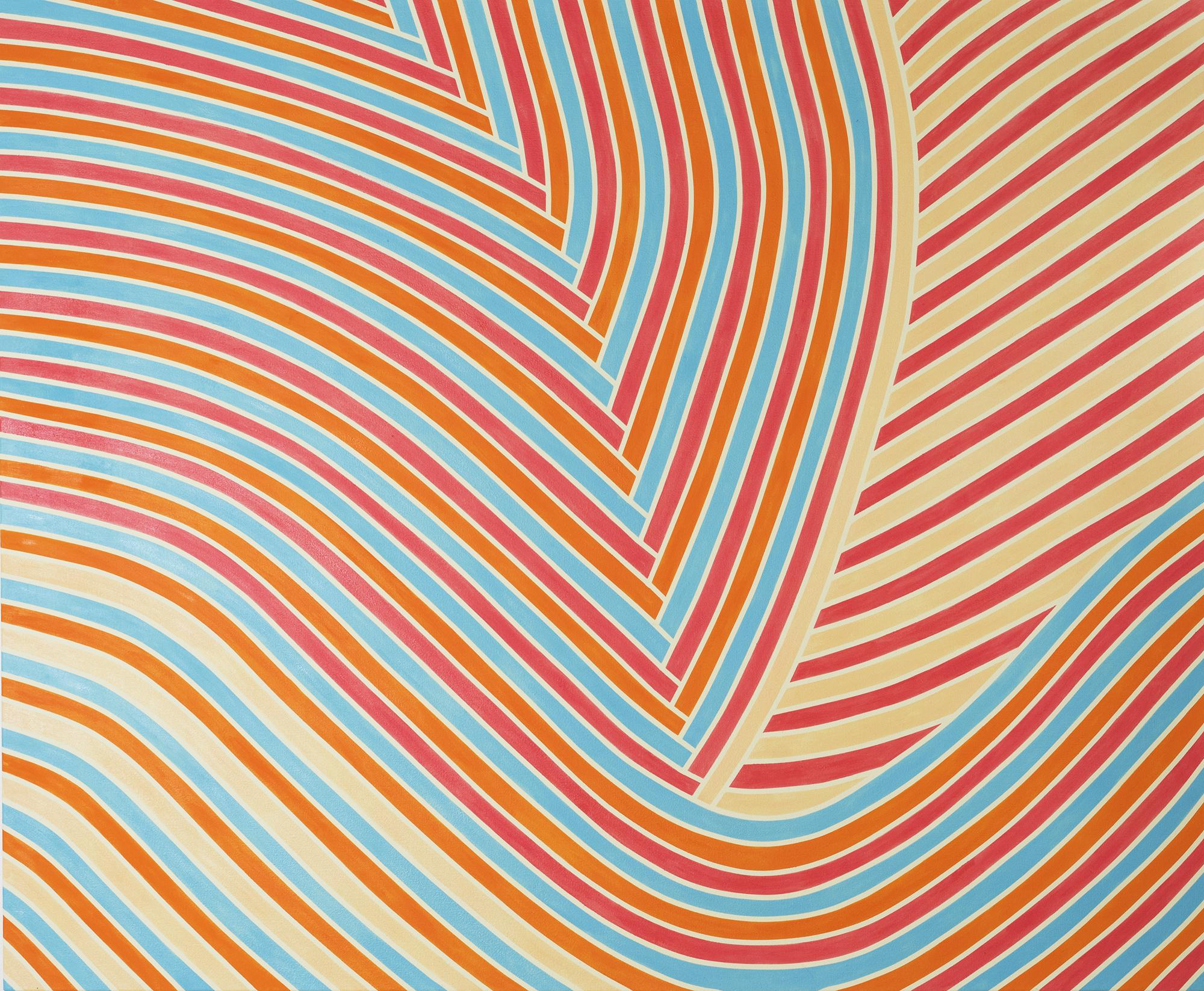 Jennifer Woolcock Schwartz; Ice Cream Drip; 2017; 56x46; $5000.jpg
