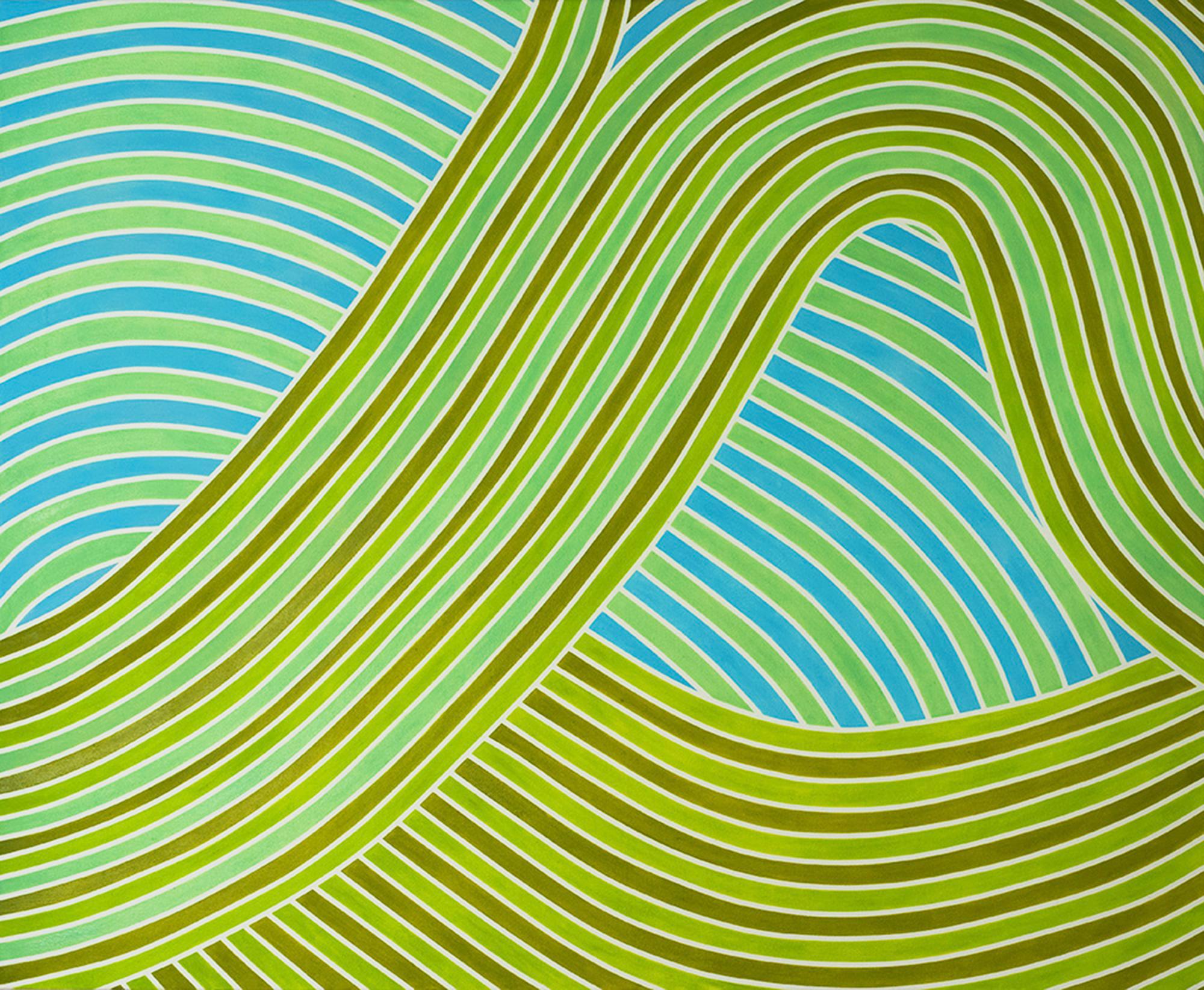 Jennifer Woolcock Schwartz; Limeade; 2017; 56x46; $5000.jpg