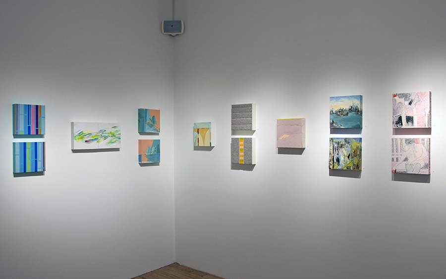 July 11 - July 31, 2019 - The Small Works Show: Group ExhibitionOn the Wall: Make Your Mark
