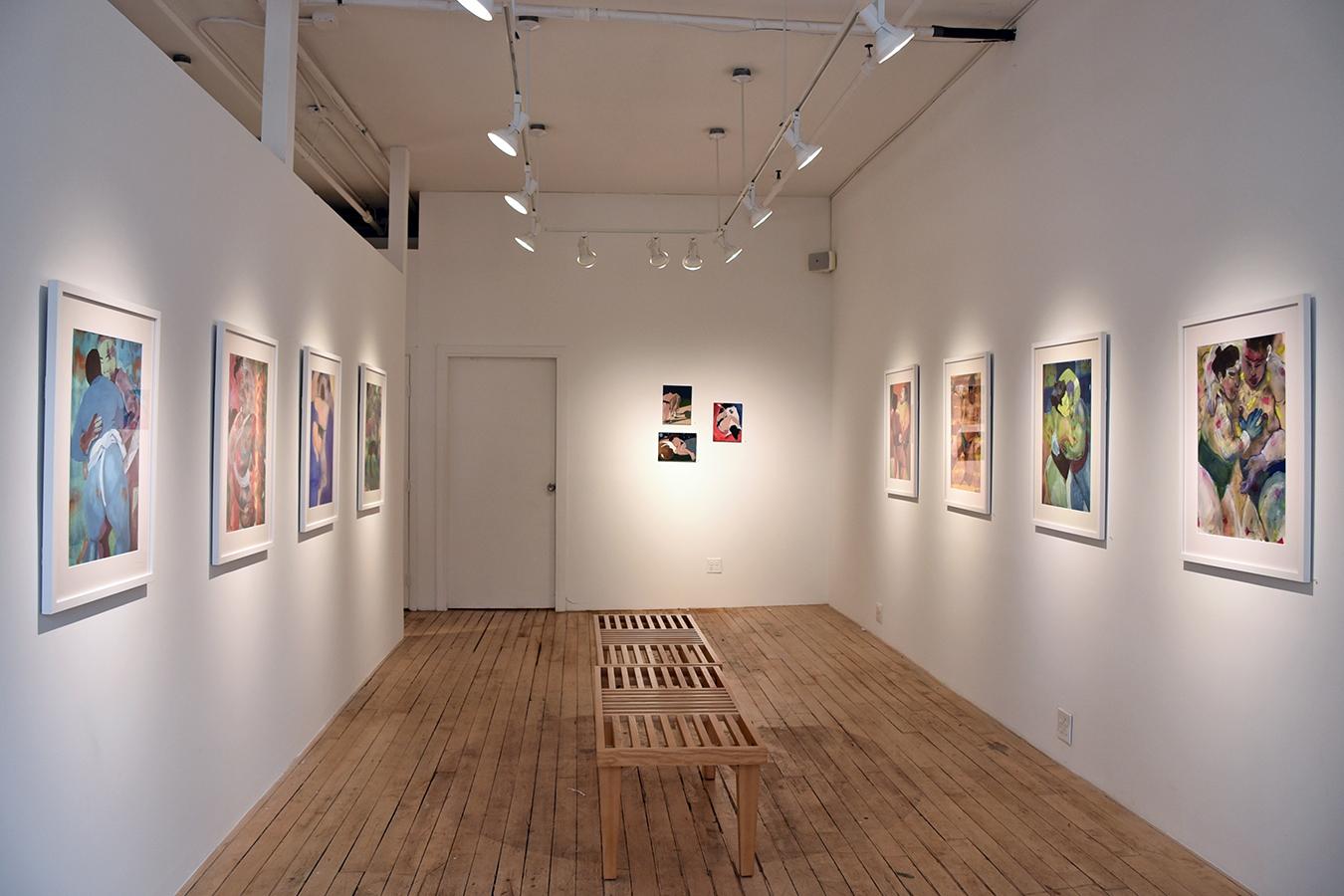 August 8 – September 4, 2019 - On the Surface: A Ceramics ShowSkinOnSkin: Barbara HerzfeldOn the Wall: Sue Koch