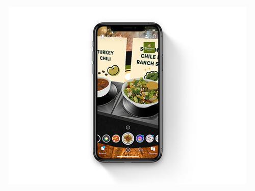 Panera Bread - AR In-Store Marketing