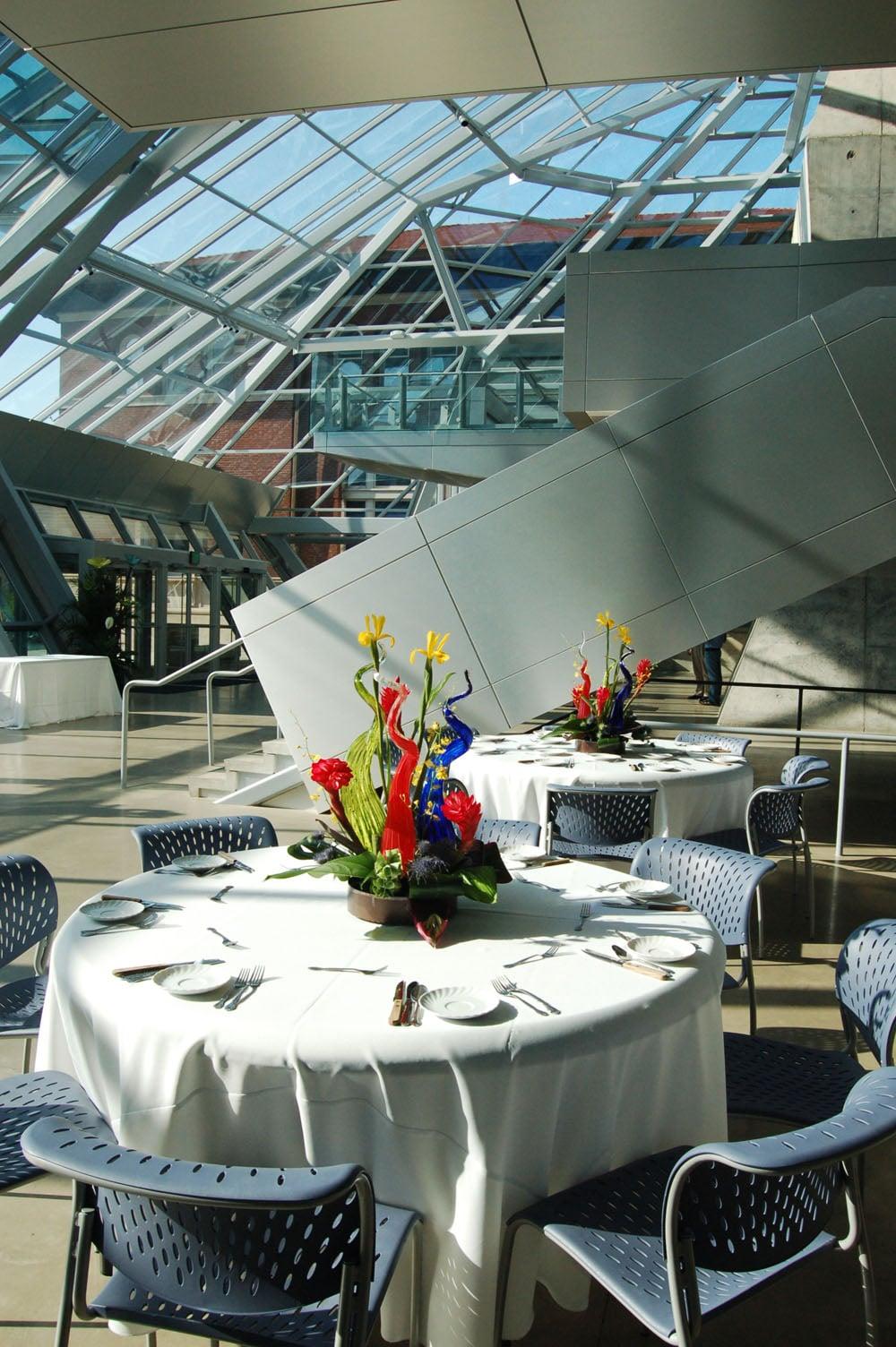 Akron Art Museum event 2010