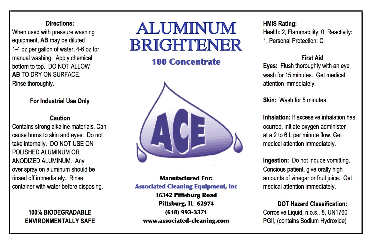 AluminumBrightener
