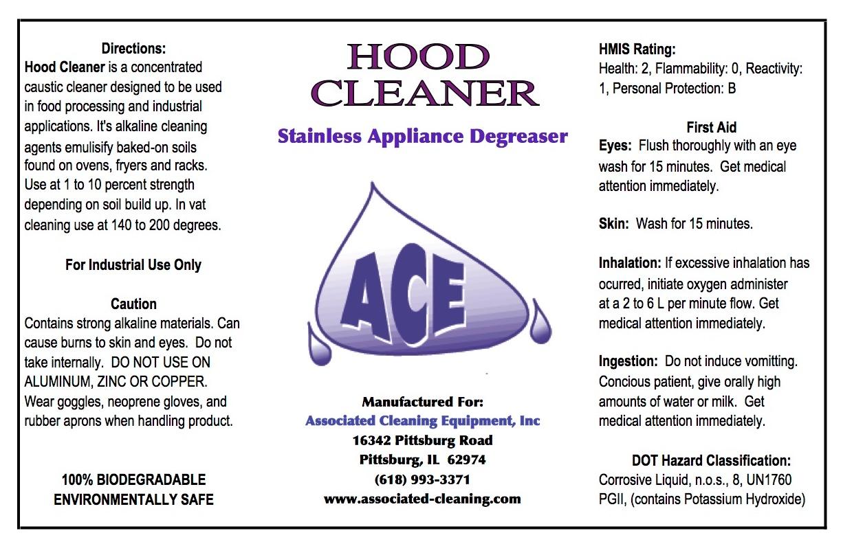HoodCleaner