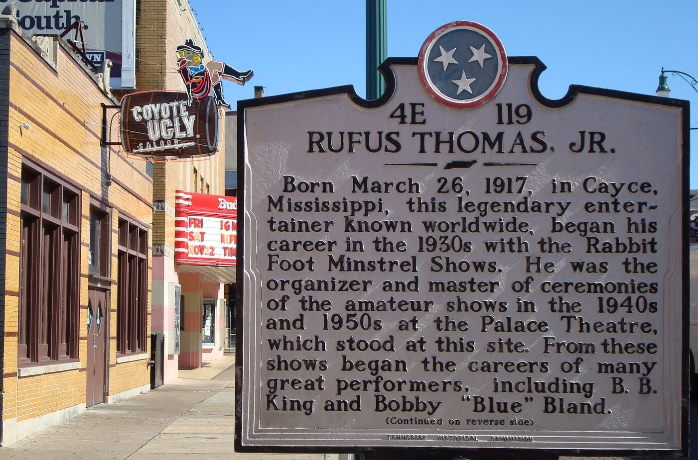 On Beale Street