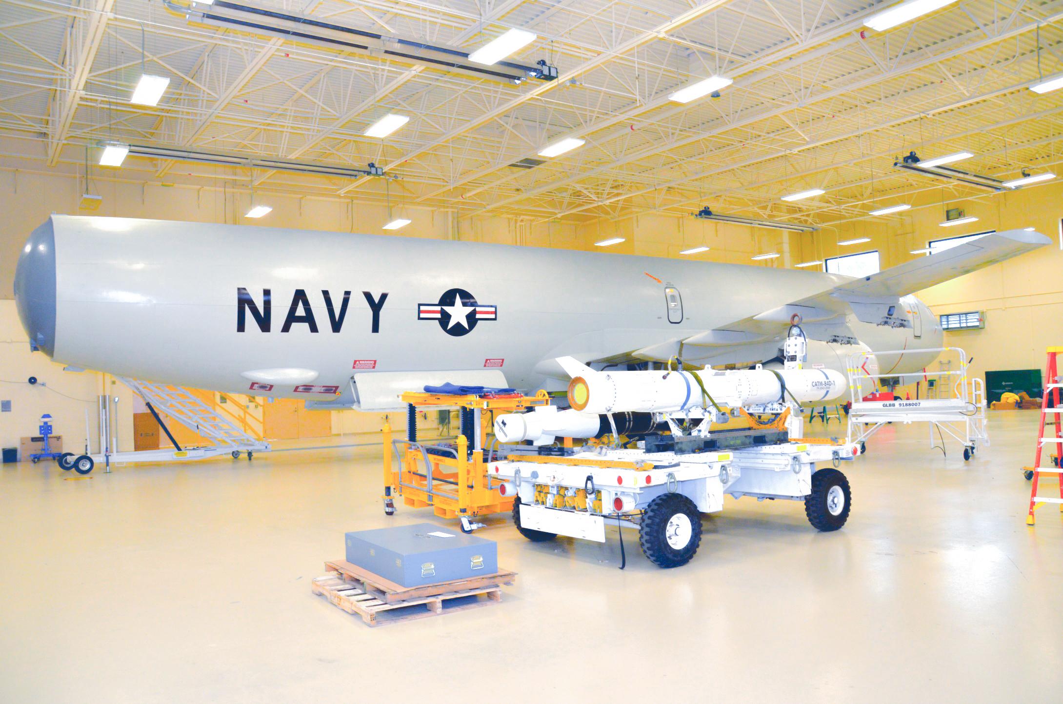 Ordnance Load Trainer (OLT) - Jacksonville, FL US Naval Base.