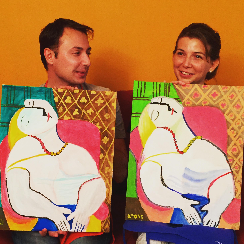 ART BOX Paintings