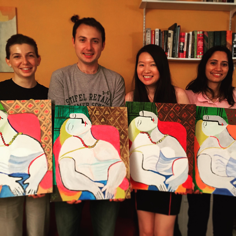ART BOX Group Photo
