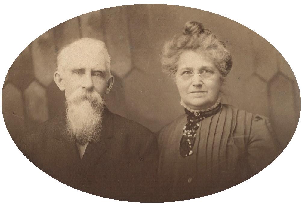 Parents of James Oliver Curwood: James & Abigail Curwood
