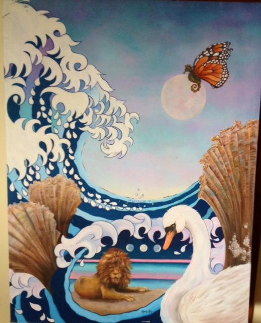 Hokusai Dreams