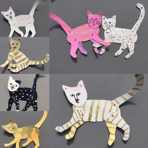 paper moving cats.JPG