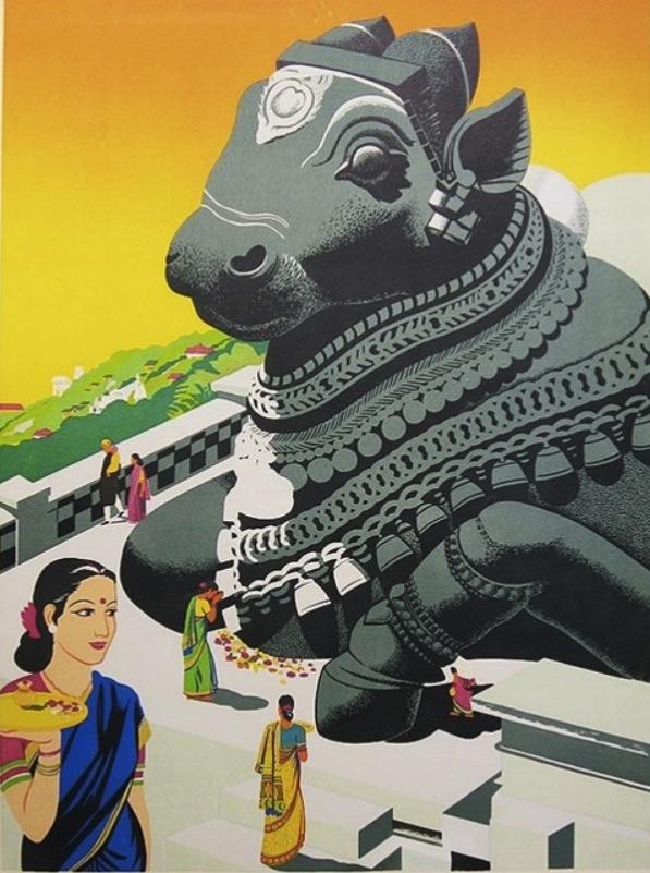 South India Yoga Tour small