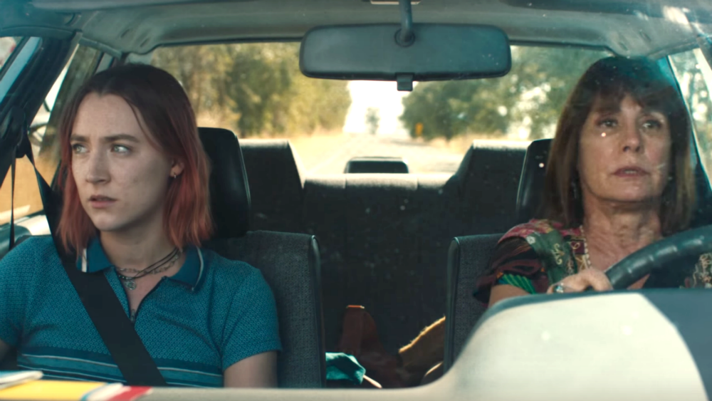 Lady Bird and Marion - all rights to A24