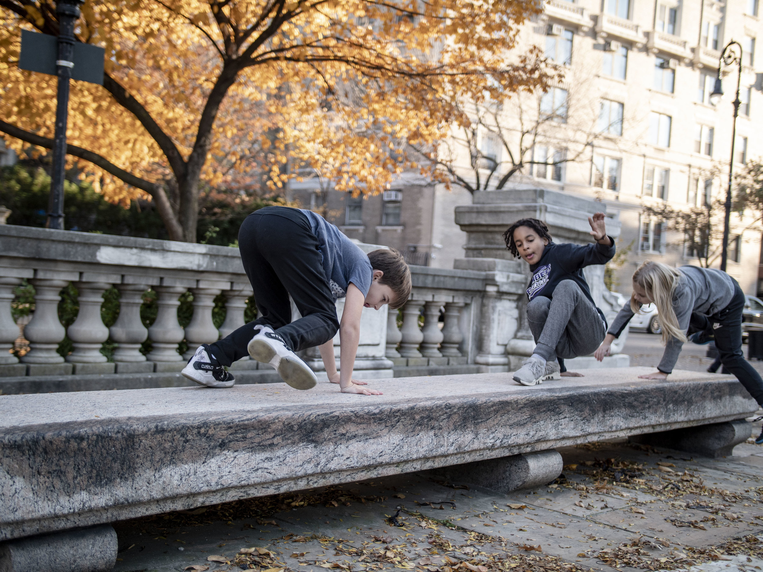 PARKOUR ADVENTURE - Afterschool Programs