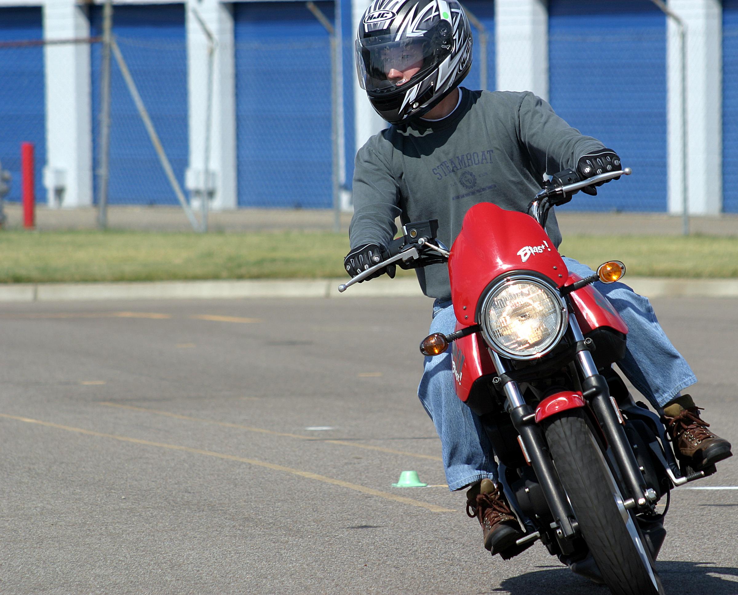 2004 Harley-Davidson Riding School