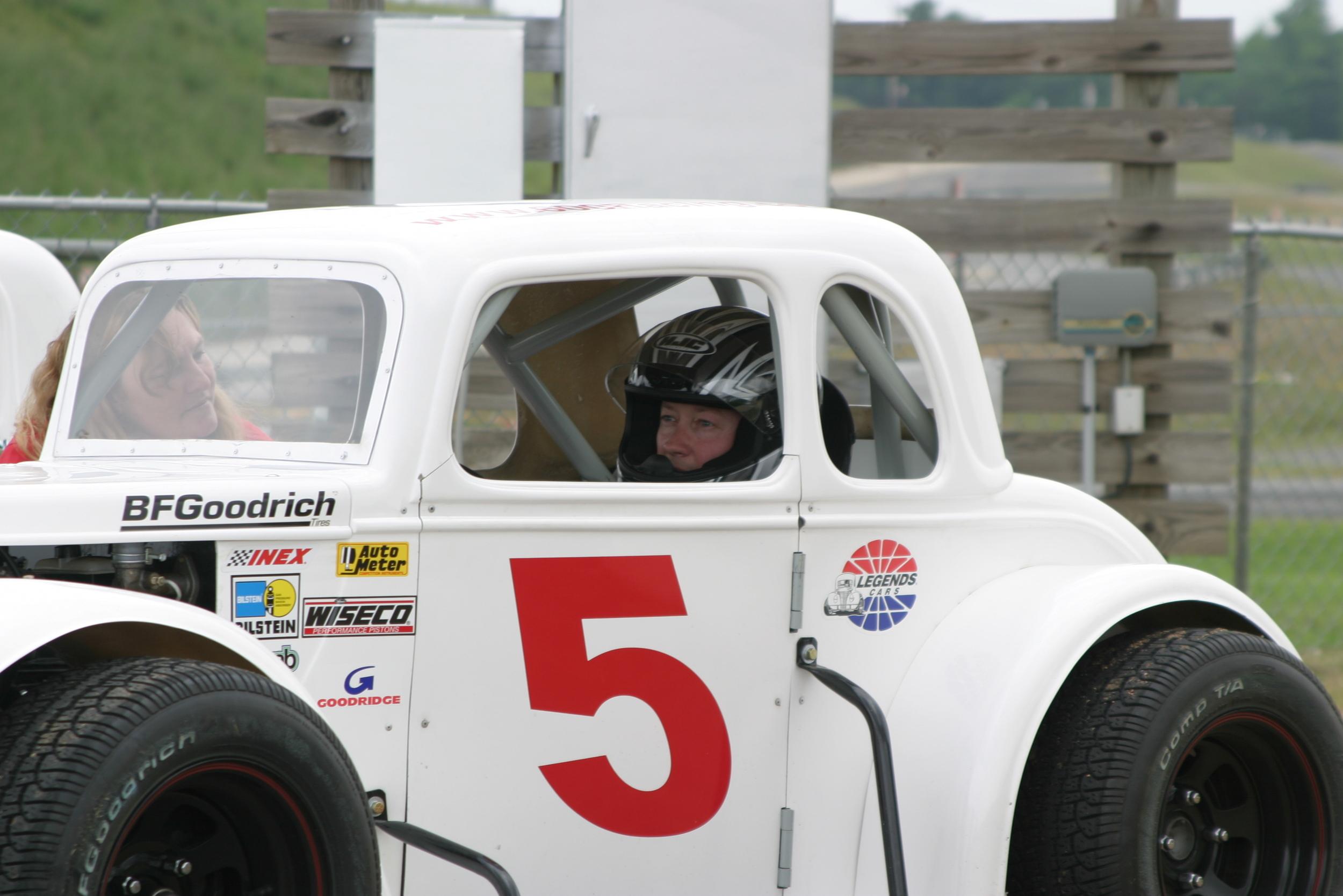 2004 Legends Driving School
