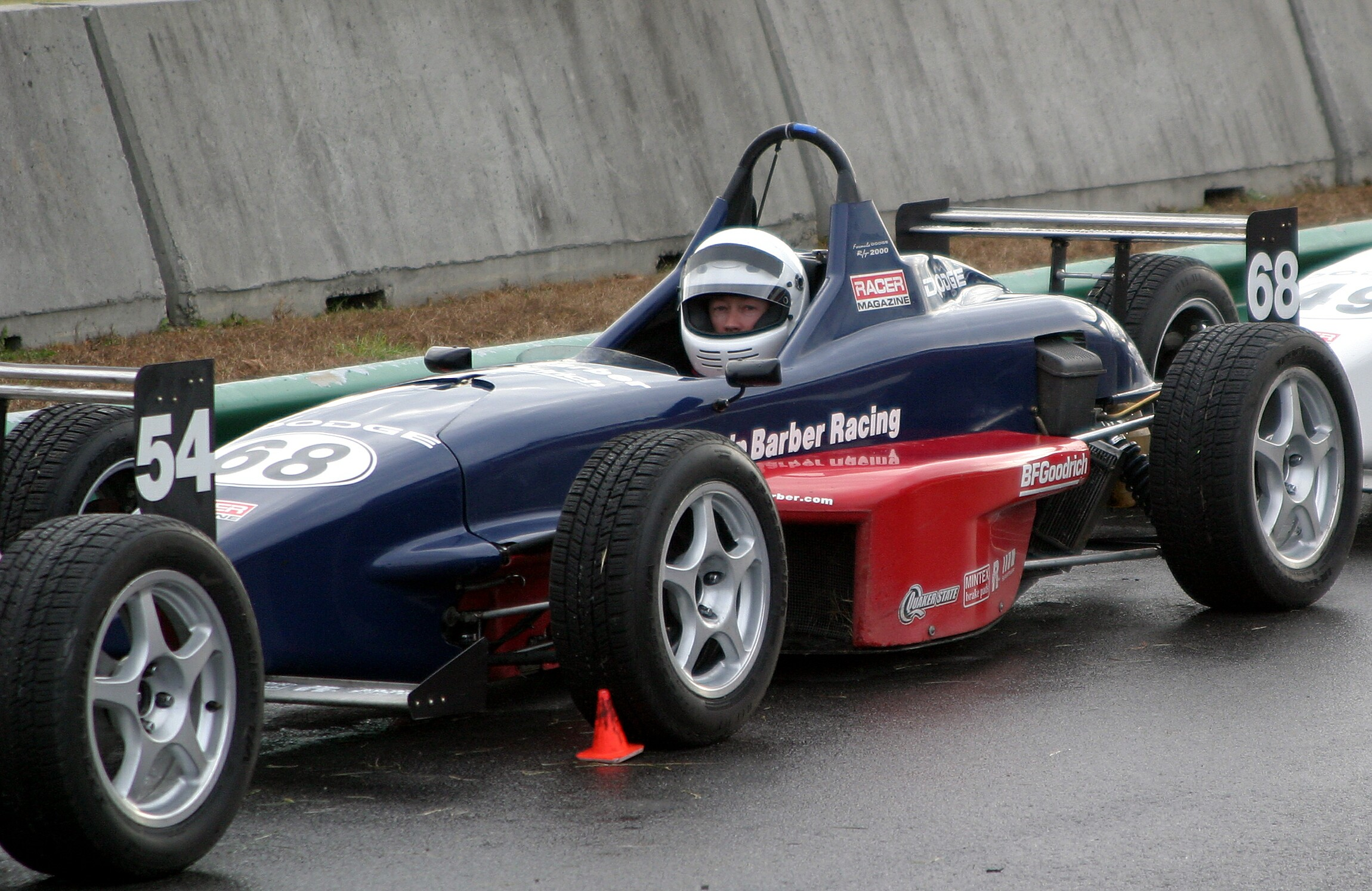 2004 Skip Barber Driving School