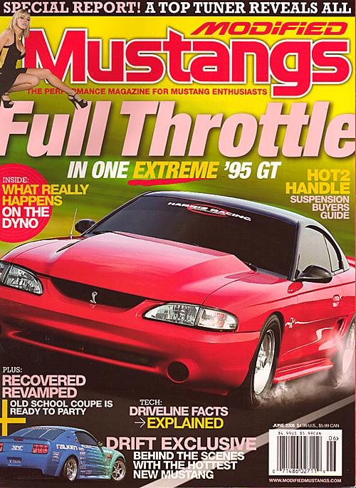 Modified Mustangs - June 2006