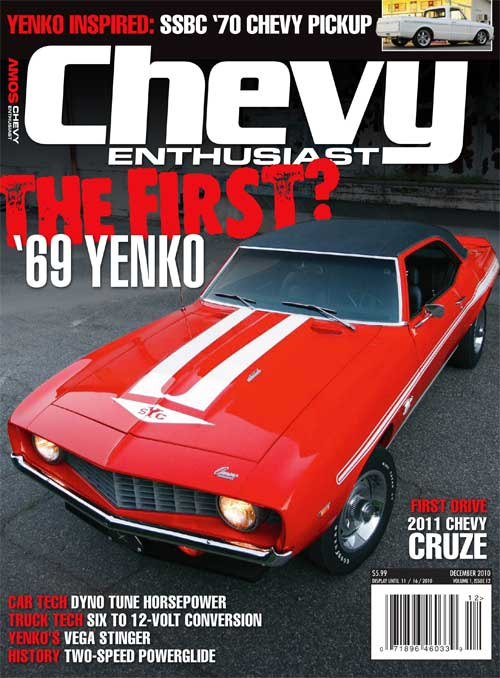 Chevy Enthusiast - December 2010
