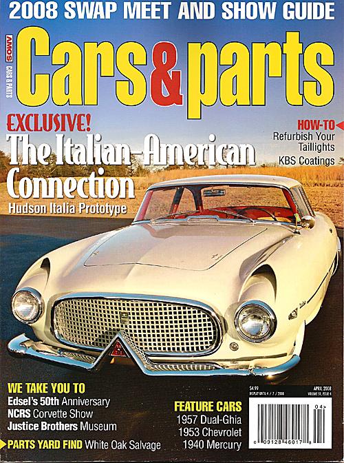 Cars & Parts - April 2008