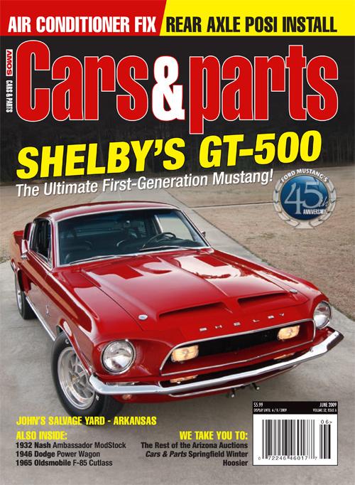 Cars & Parts - June 2009