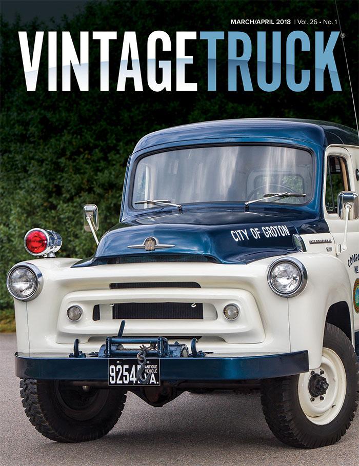 Vintage Truck - April 2018