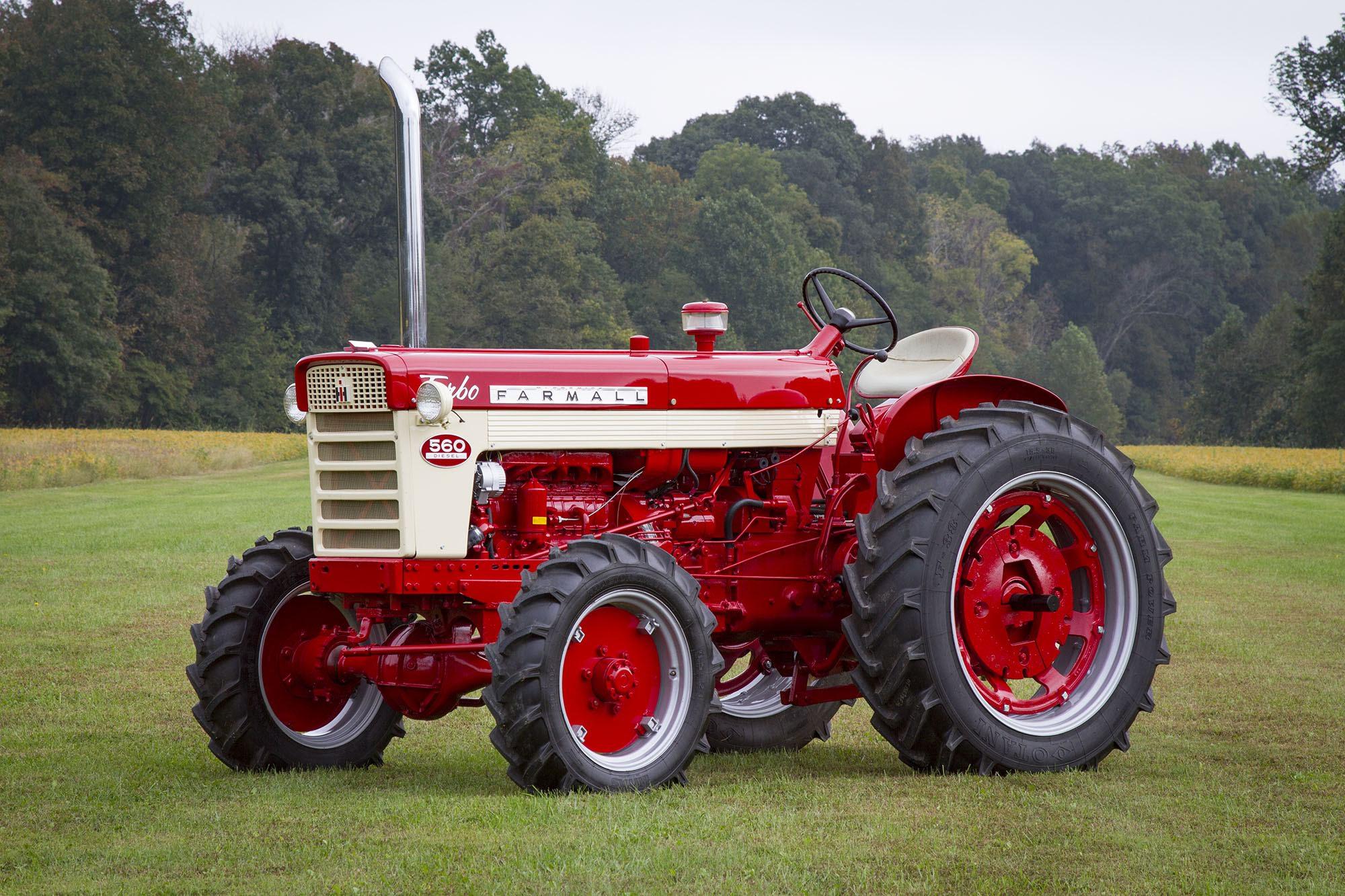 1959 Farmall Turbo 560 Diesel