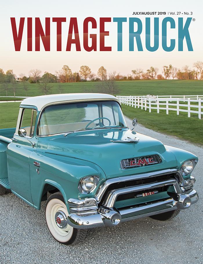 Vintage Truck - August 2019