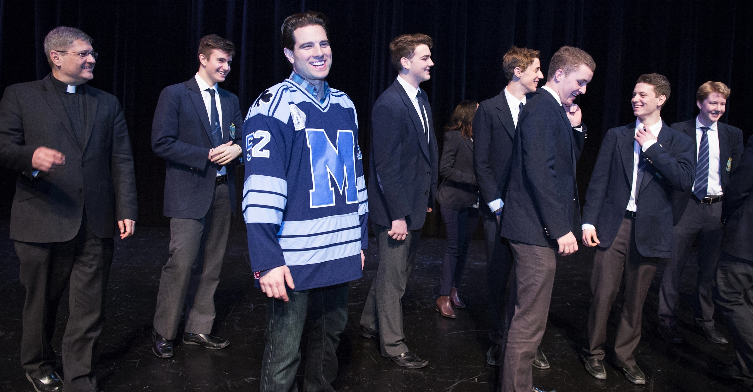 Scott McGillivray and St.Michael's College