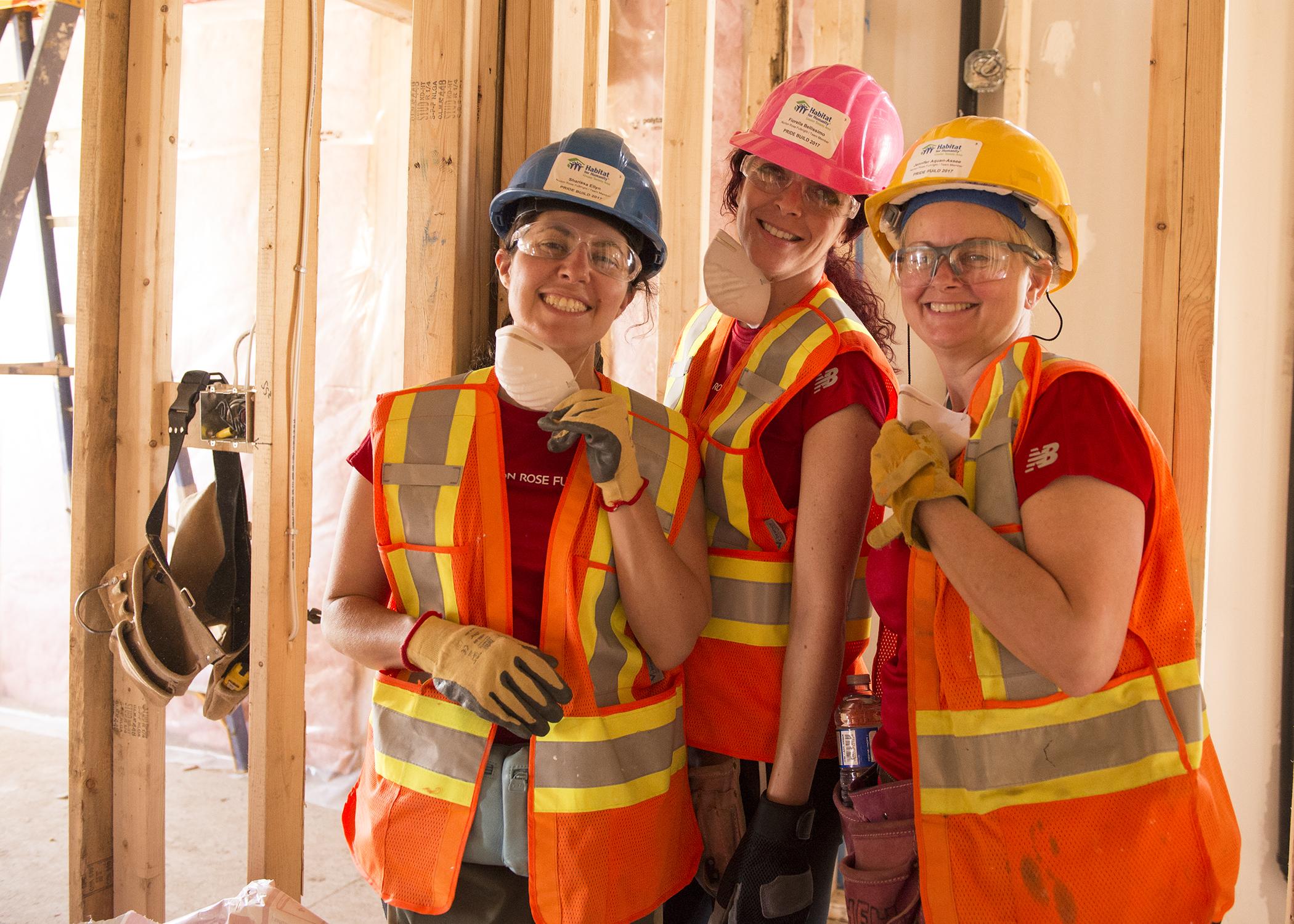 Norton Rose Fulbright Pride Build Week