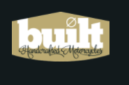 Profiled in the very first issue of Built magazine, alongside other handcrafted custom and retro motorcycle builders -
