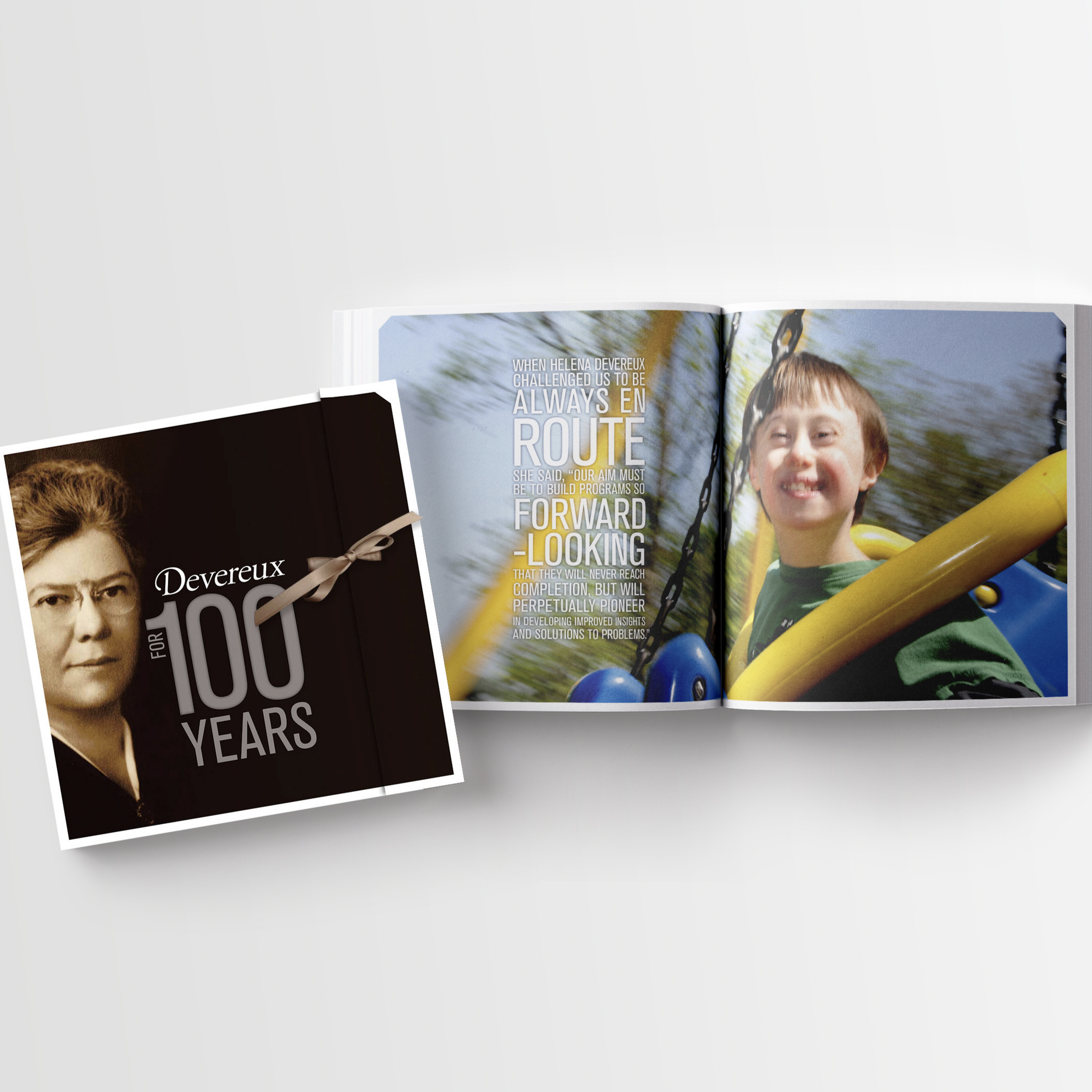 Devereux | 100th Anniversary Magazine